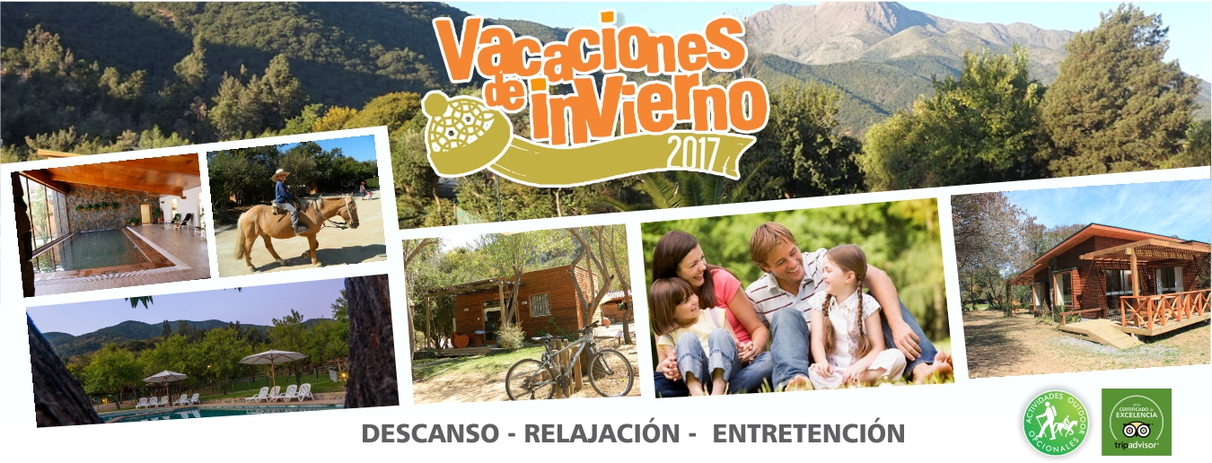 VACACIONES DE INVIERNO 2017